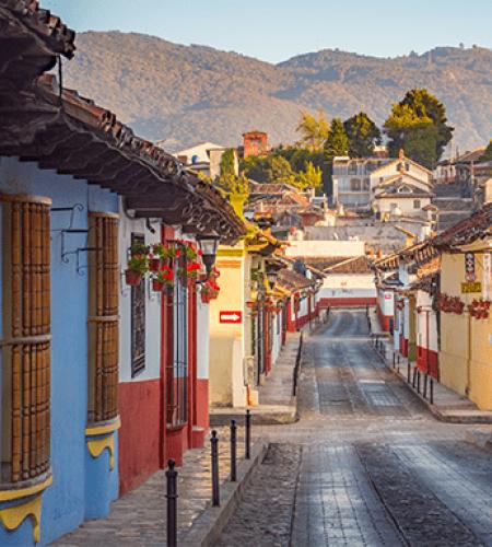 Voyage sur-mesure au Mexique : découverte de San Cristobal agence de voyages TourCom