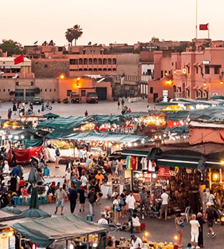 Vacances au Maroc sur-mesure agence de voyages TourCom