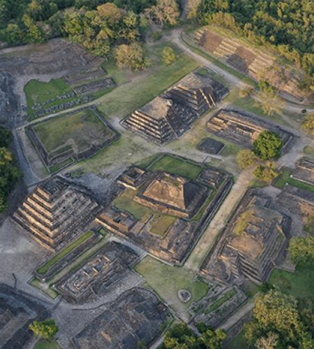 Voyage sur-mesure au Mexique : découverte du site Eltajin agence de voyages TourCom