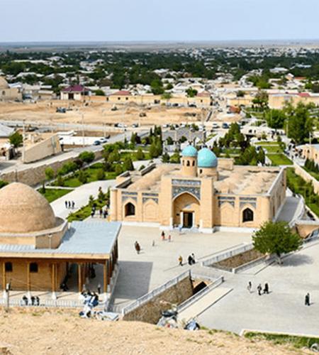 Voyager en Ouzbekistan avec TourCom