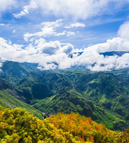 Vacances à la Réunion randonnées