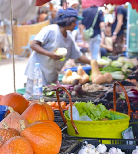 Vacances à la Réunion découverte des marchés